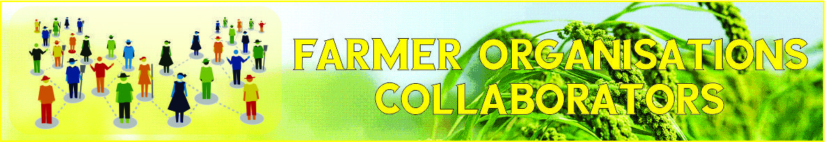 Farmer Organisations Collaborators